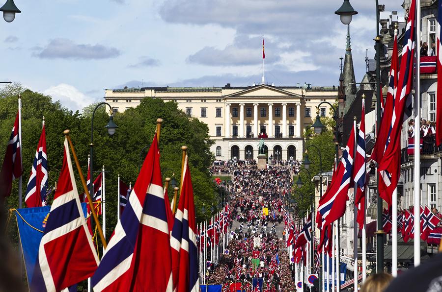 203e anniversaire de la constitution norvégienne