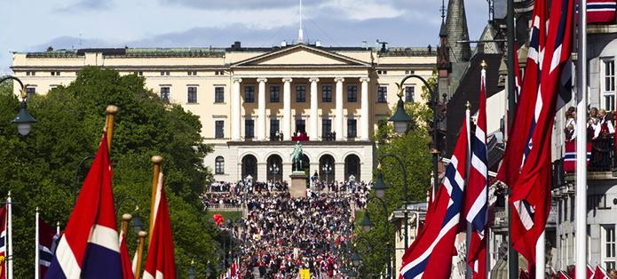 Le 17 mai, la journée nationale norvégienne