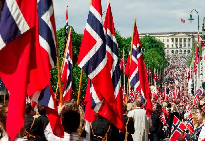 Bonne Fête nationale norvégienne - Hurra for 17 mai !