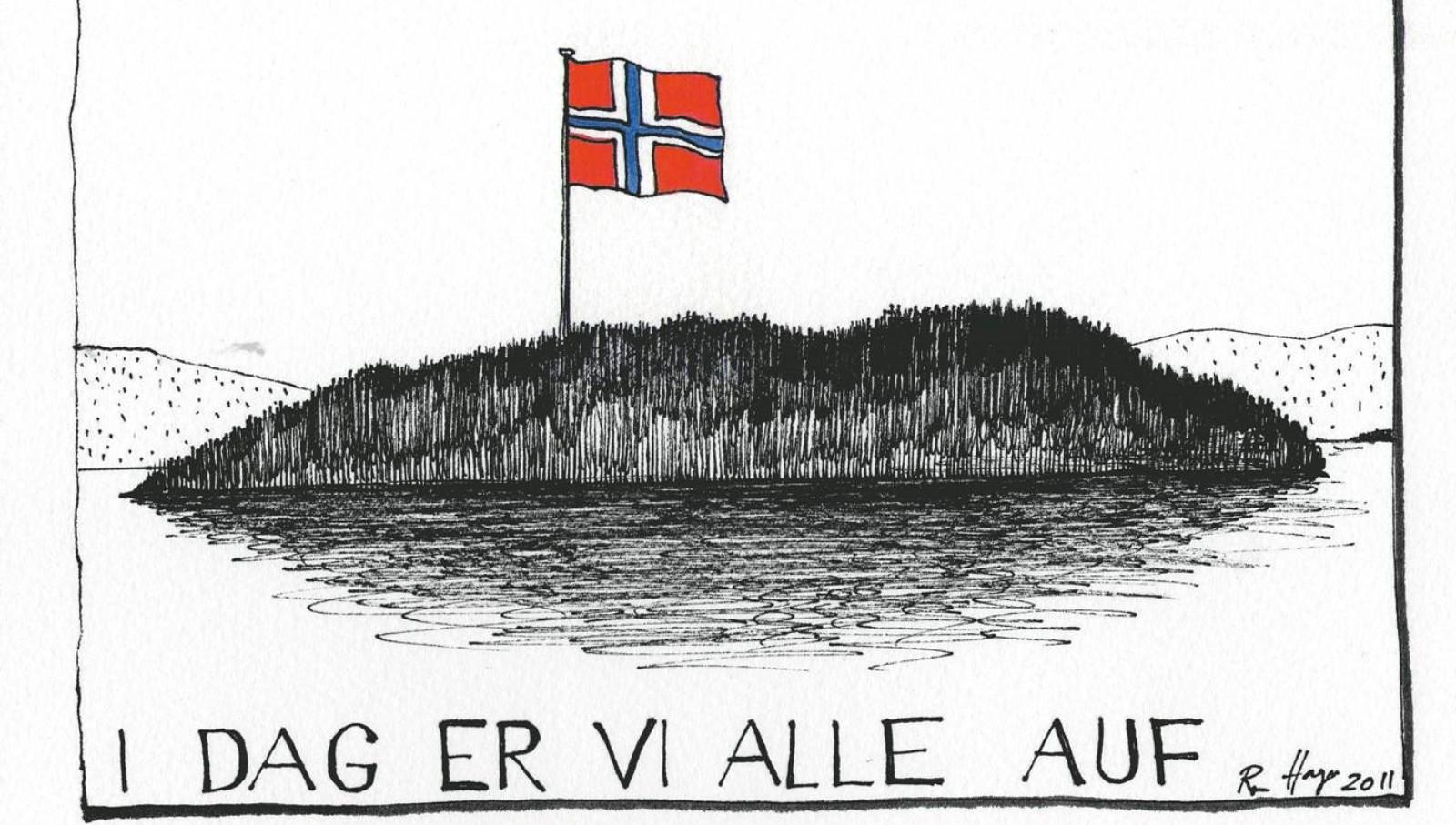 22 Juillet, un bien triste anniversaire pour la Norvège