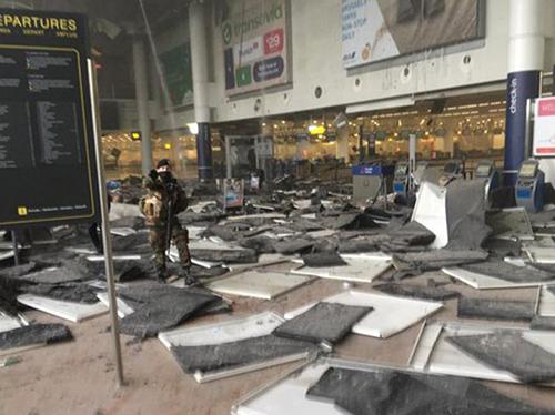Situation de crise en Norvège suite aux attentats de Bruxelles