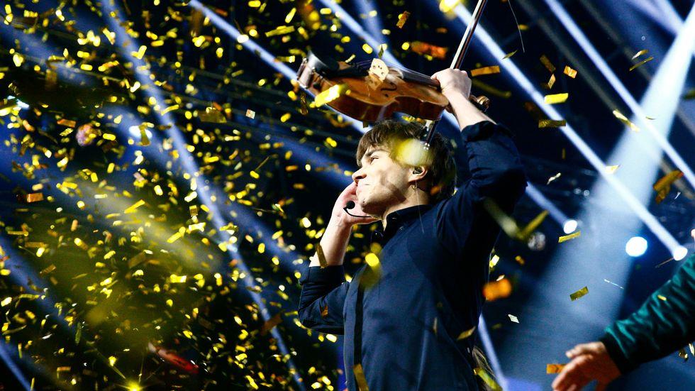 Eurovision : Alexander Rybak représentera à nouveau la Norvège