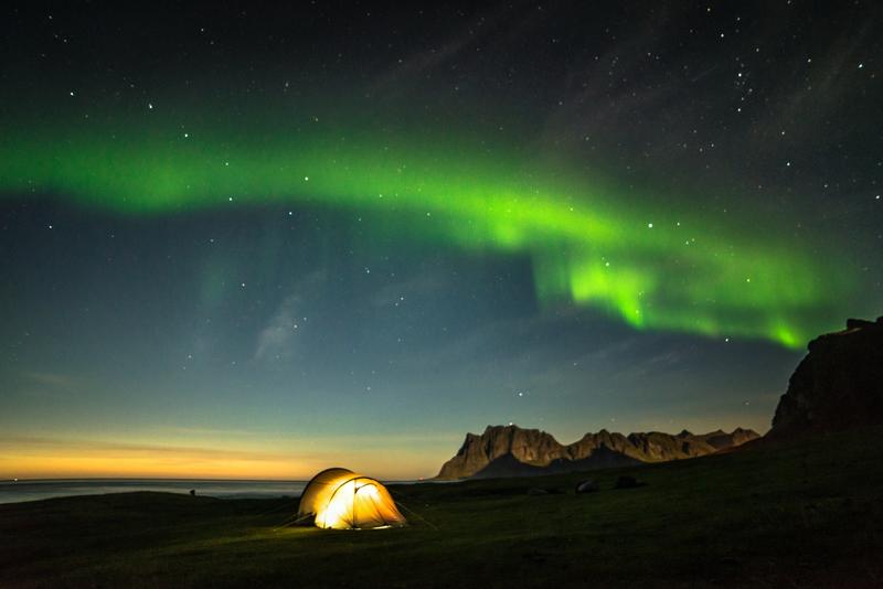 Chasse Aux Aurores Boréales En Norvège | Astuces Et Conseils