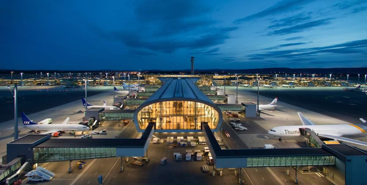 L'aéroport Gardermoen d'Oslo récompensé