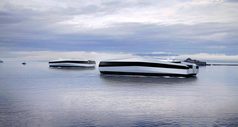 Trondheim accueillera les premiers essais de bateaux sans pilote