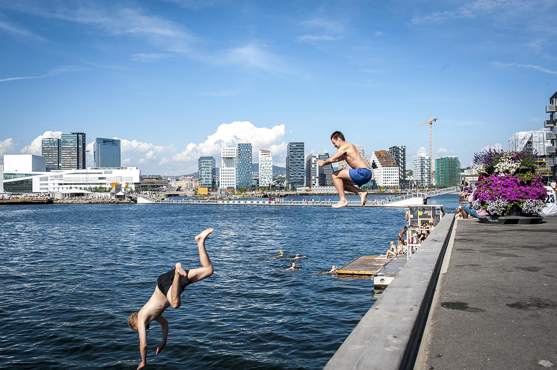 Vous partez à Oslo cet été ? Voici quelques conseils pour passer une journée ensoleillée à la plage