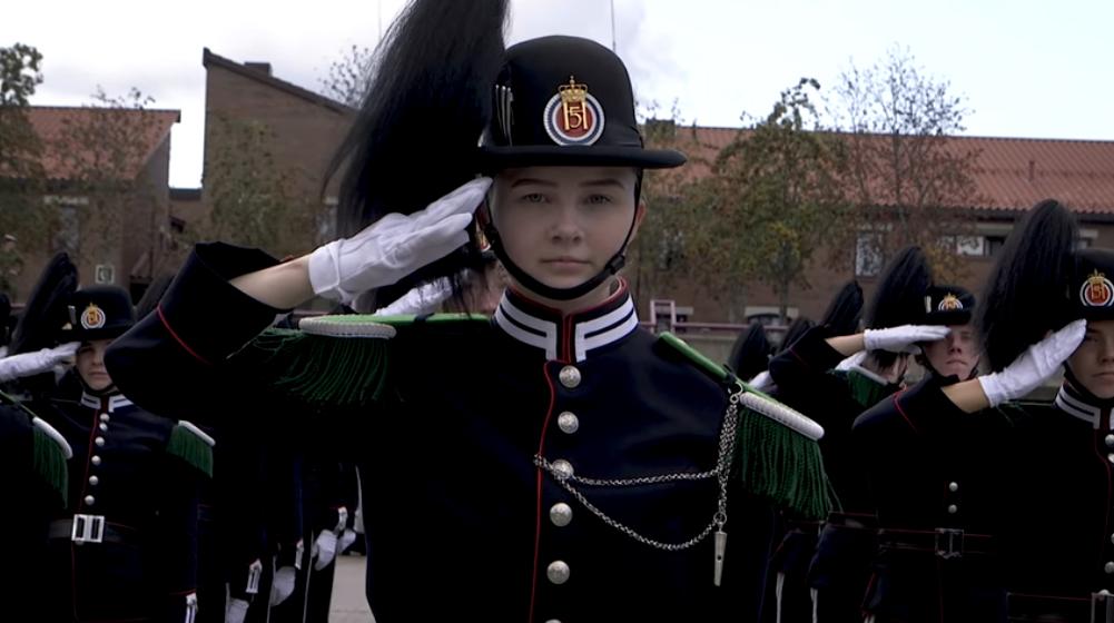 L'armée norvégienne danse pour lutter contre le harcèlement