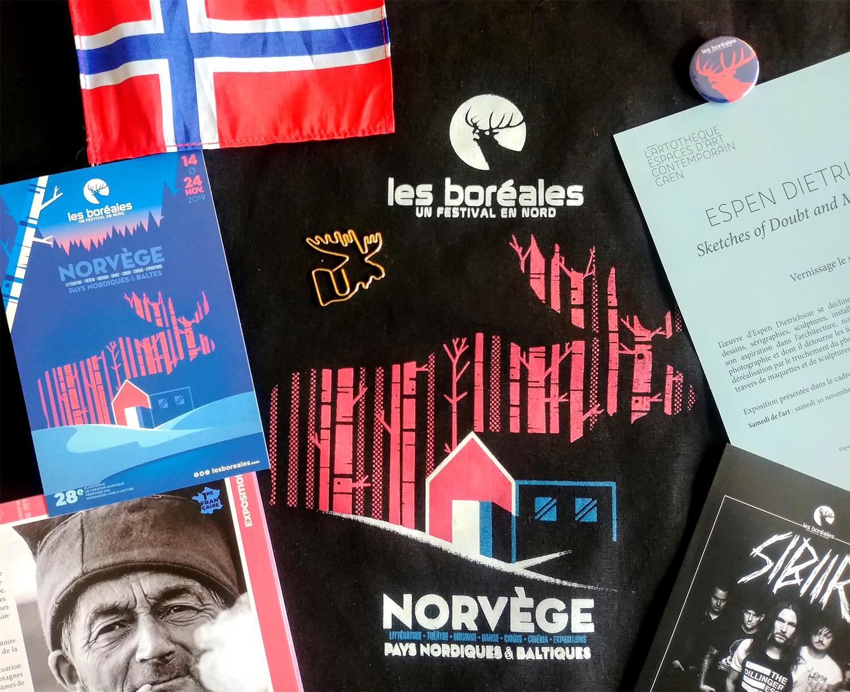 La Norvège à l'honneur du 28e Festival Les Boréales