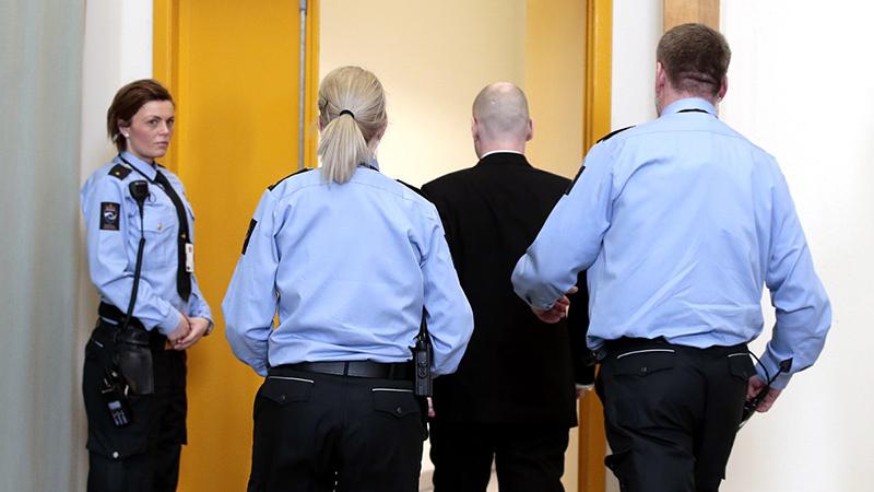 La justice norvégienne vient de trancher : non Breivik n'a pas subi de 'traitement inhumain'