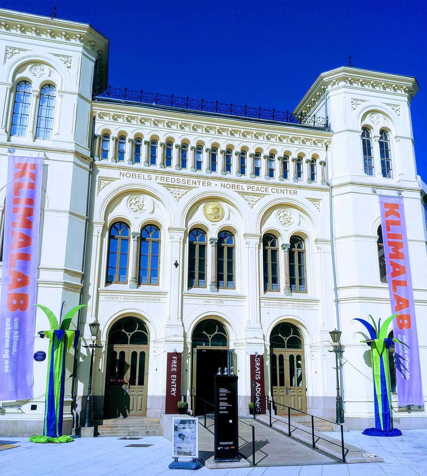 Oslo Pax : Paix et changement climatique