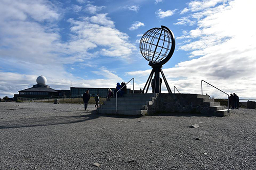 A la conquête de Knivskjellodden et du Cap Nord