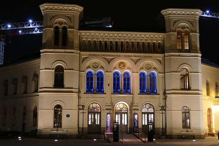 Un week-end à Oslo au cœur du Prix Nobel de la Paix