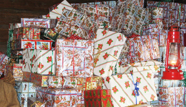 Des cadeaux de Noël volés dans le train Bodø - Oslo