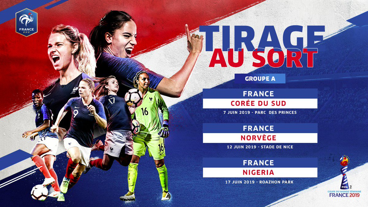 Coupe du monde féminine de football 2019