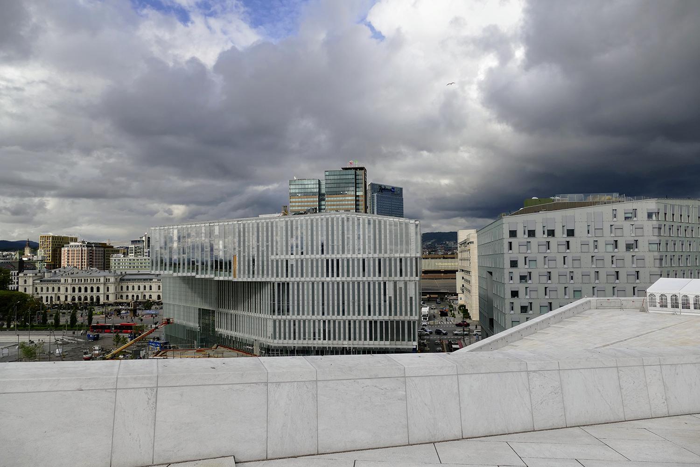La nouvelle bibliothèque d'Oslo ouvrira le 18 juin 2020