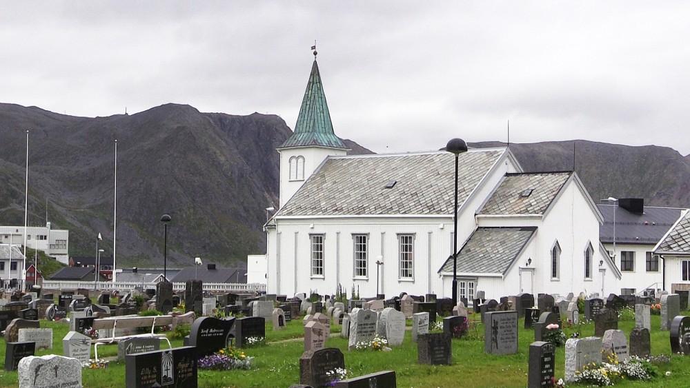 Des touristes envahissent des funérailles dans le nord de la Norvège