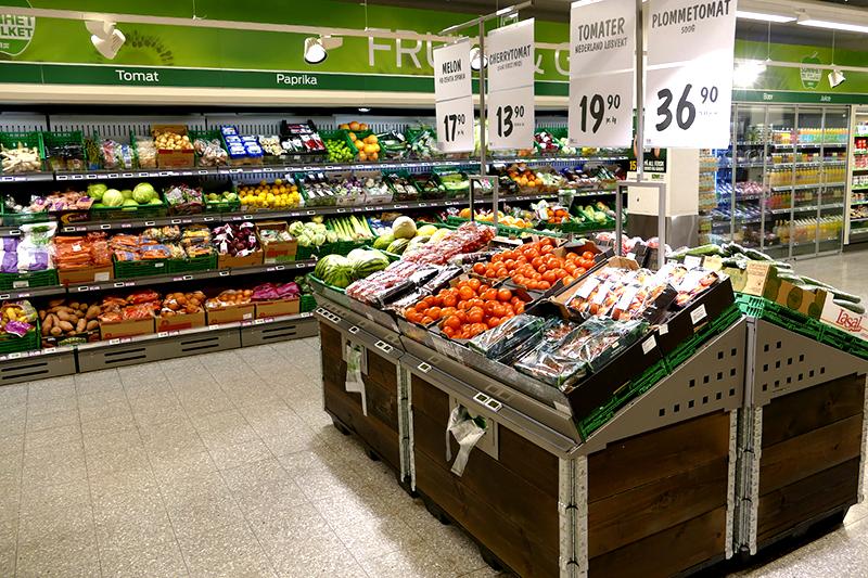 Fin des droits de douane sur certaines denrées alimentaires