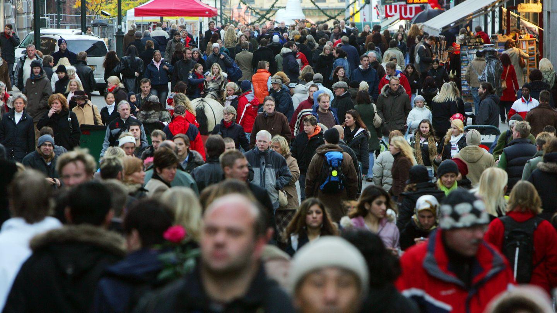 La Norvège compte 5 328 000 habitants