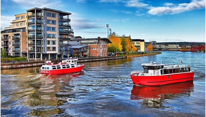 Fredrikstad désignée ville la plus attrayante de Norvège