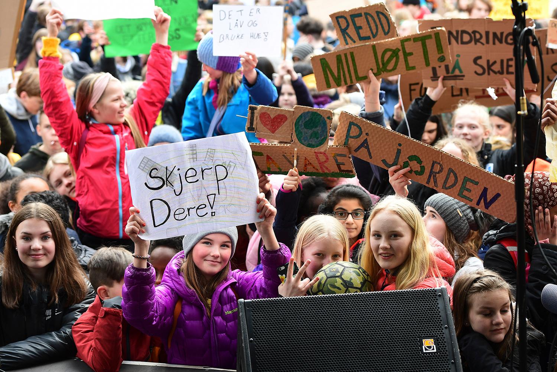 Greta Thunberg va recevoir le Prix de la liberté d'expression en Norvège