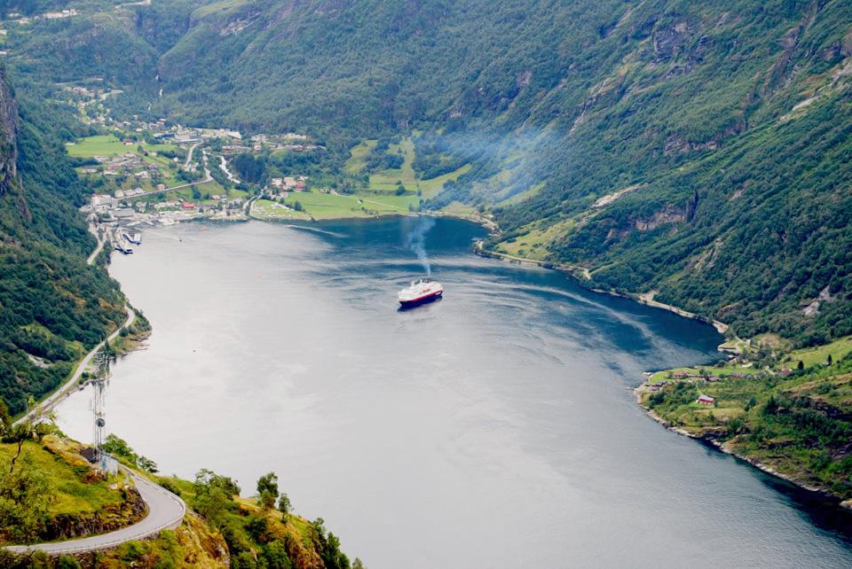Norvege-fr.com - GEIRANGER ou le fjord majestueux - GEIRANGER ou le fjord majestueux