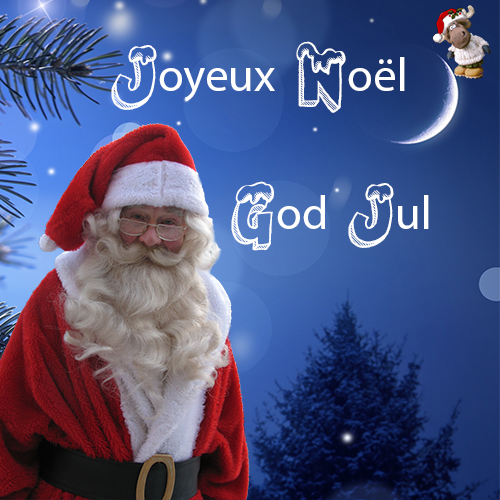 JOYEUX NOEL - GOD JUL !