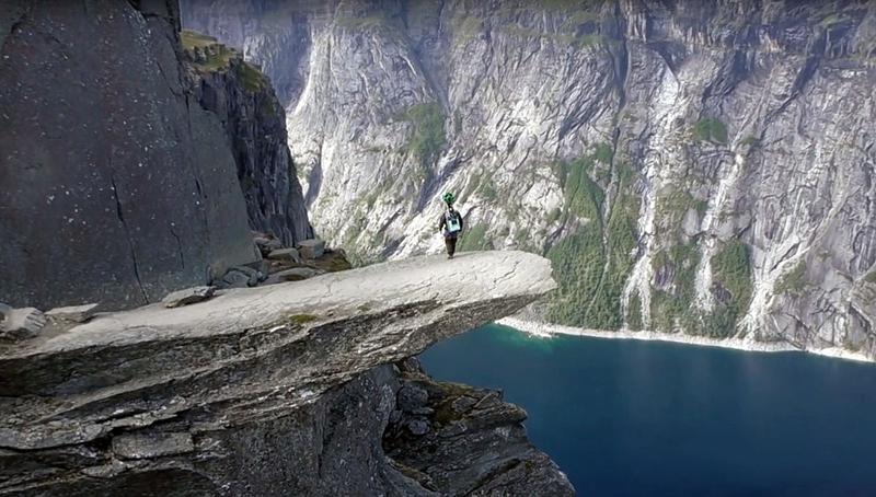 Visiter la Norvège via Google Street View Nature