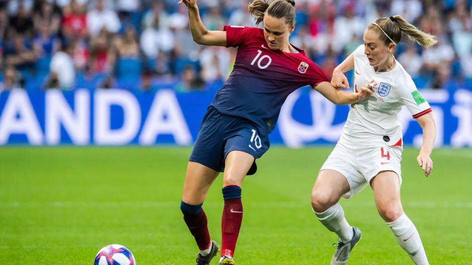 Coupe du monde de football féminin : L'équipe norvégienne fière de leur parcours
