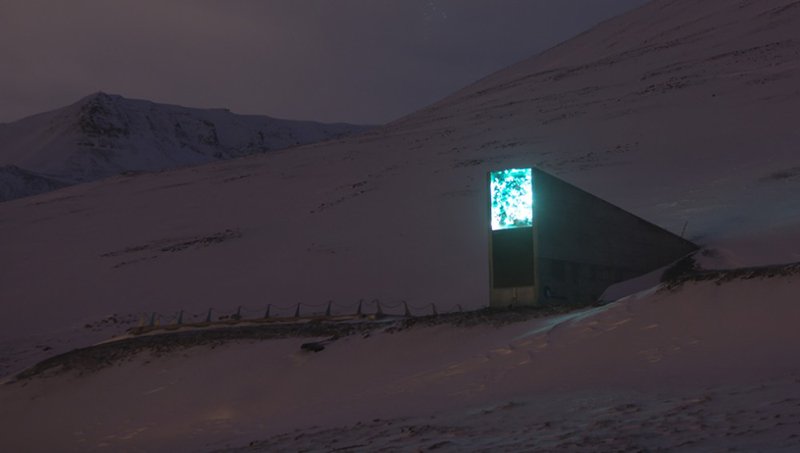 Le mystérieux et néanmoins vital grenier du Svalbard