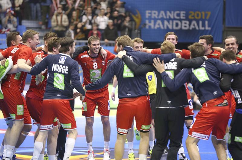 Handball : France - Norvège à 18h à Clermont-Ferrand