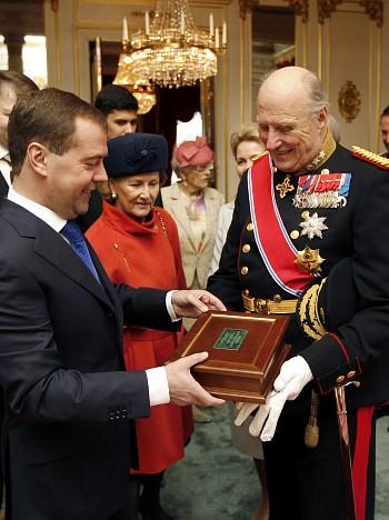 La famille royale n'accepte plus de cadeaux d'entreprises