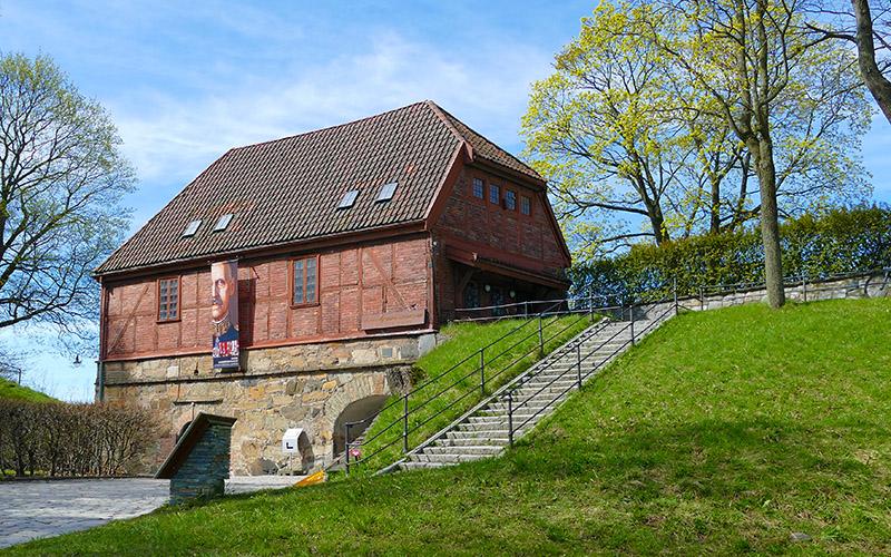 Hjemmefrontmuseet : le musée de la résistance