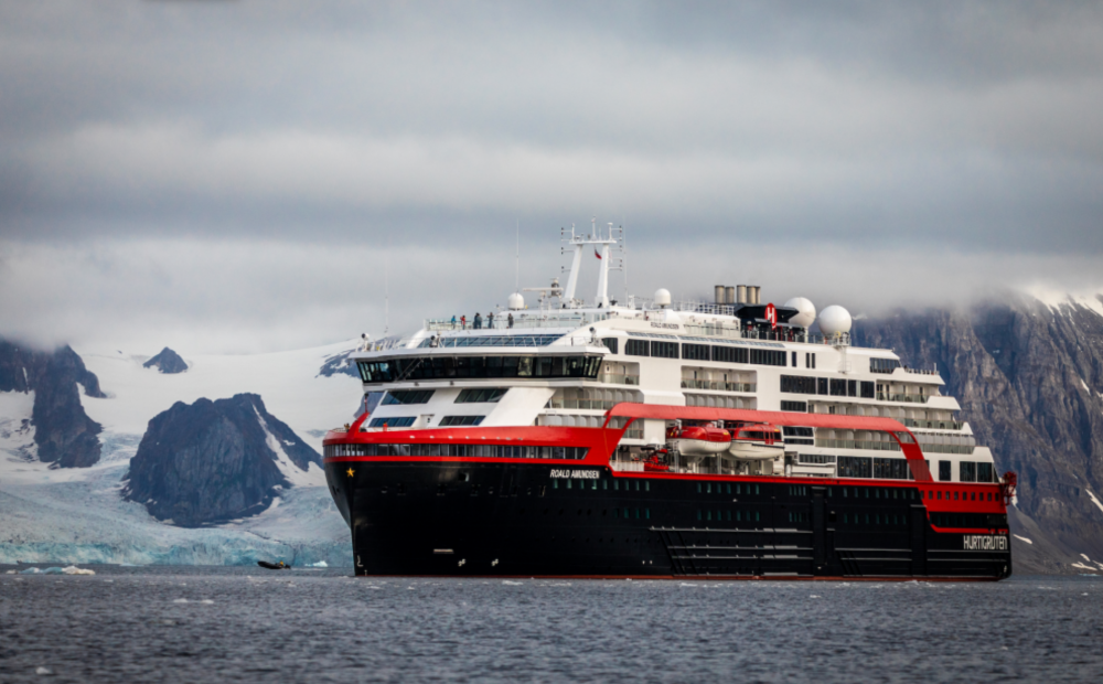 COVID-19 : Hurtigruten annule ses croisières d'expédition en Norvège