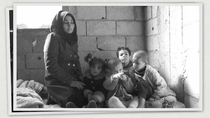 Ikea reproduit un appartement syrien pour montrer l'horreur de la guerre