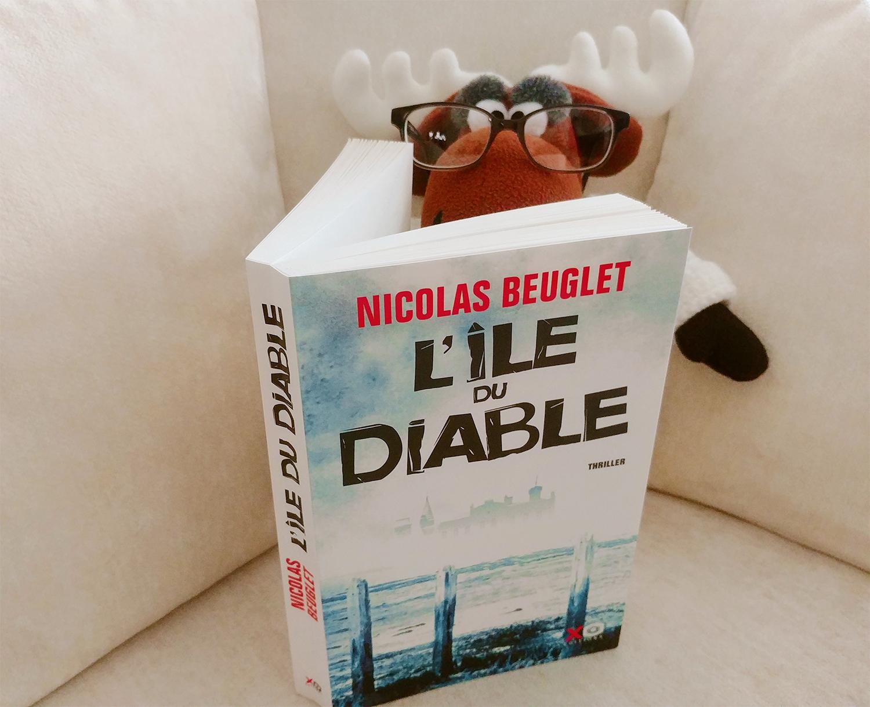 L'île du diable de Nicolas Beuglet, un thriller glaçant