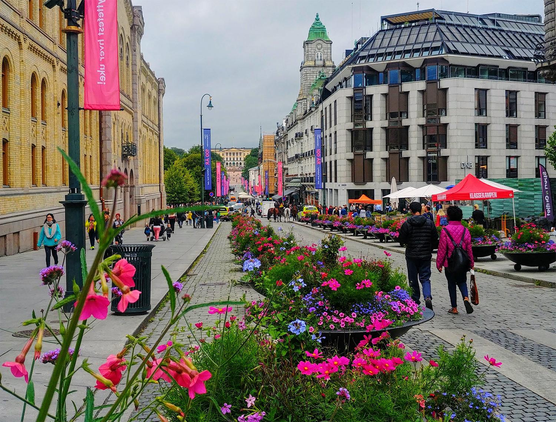 Oslo, 3ème ville où il fait bon de s'expatrier