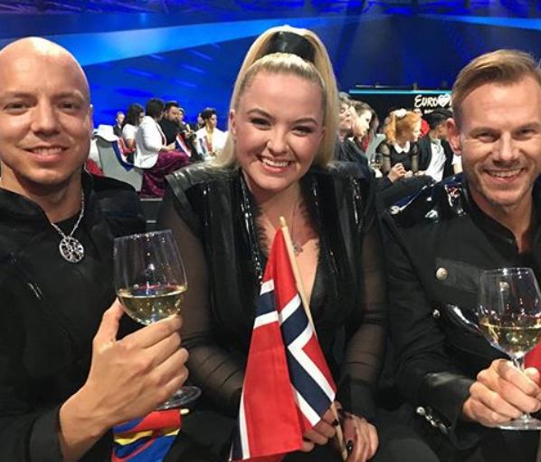 Eurovision : la 5ème place pour la Norvège