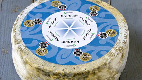 Le meilleur fromage du monde est norvégien !