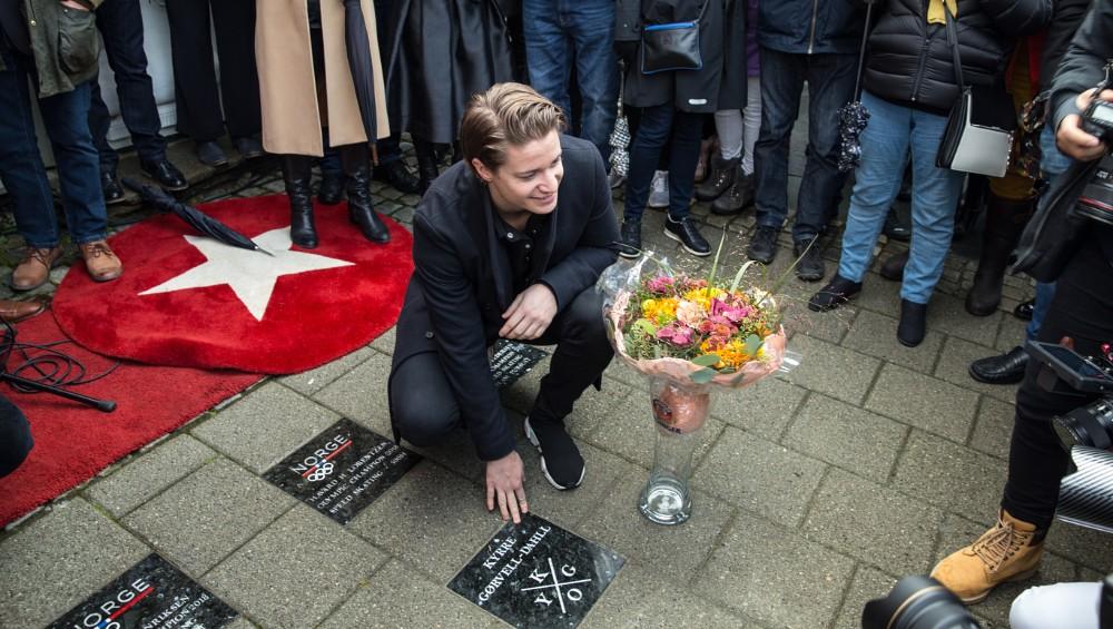 Kygo a son étoile sur le Walk of Fame de Bergen