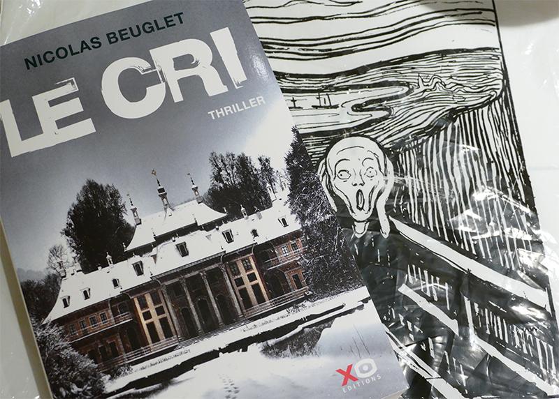 Le CRI de Nicolas Bleuglet, un thriller passionnant