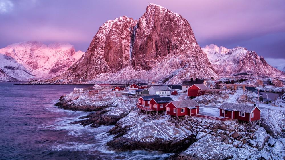 De nouveaux records touristiques pour les Lofoten et les Vesterålen