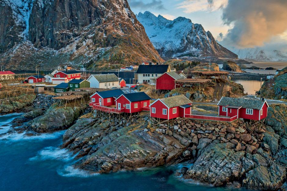 La Norvège s'oppose au forage dans les îles Lofoten, Vesterålen et Senja