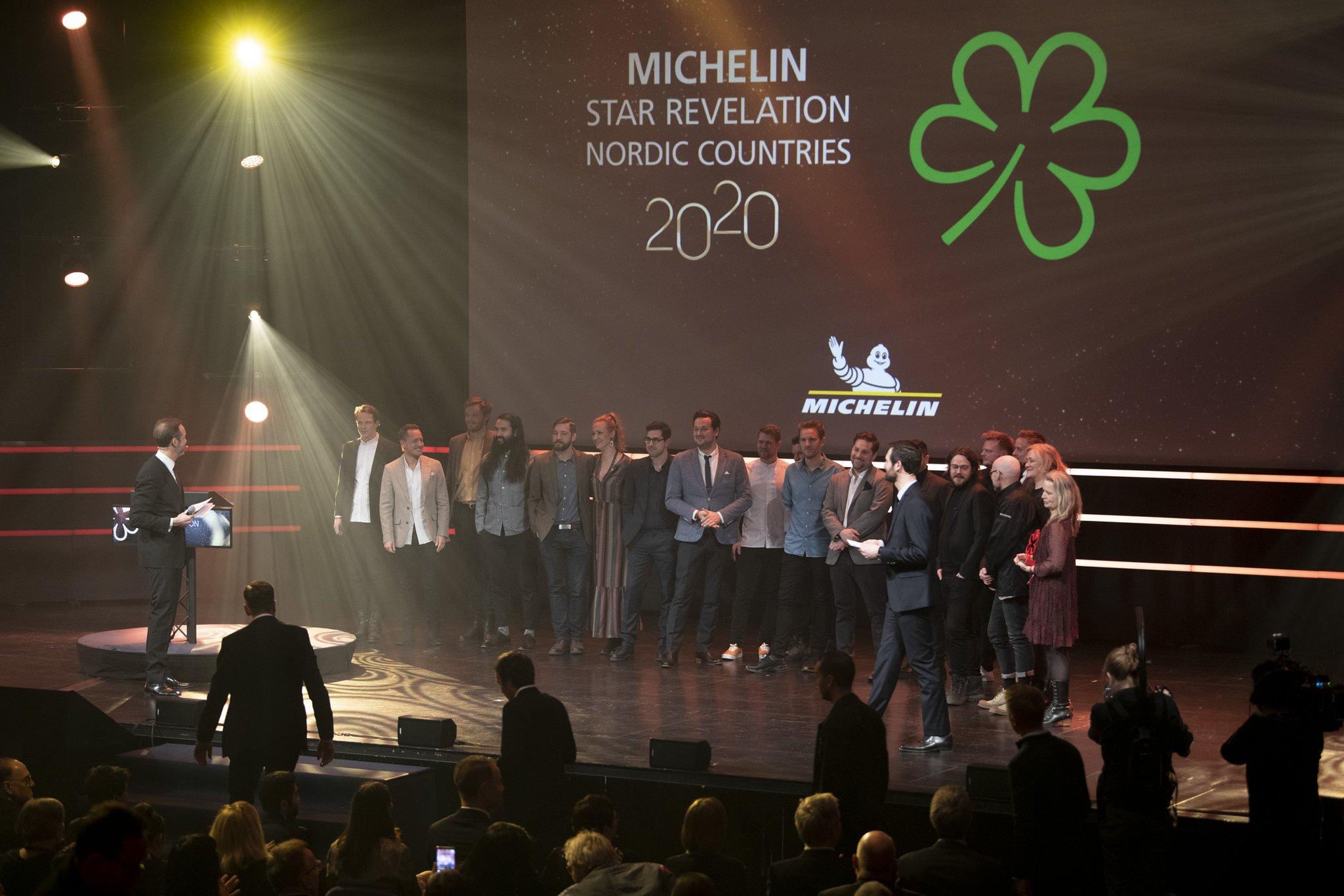 Guide Michelin 2020 : 5 nouveaux restaurants étoilés en Norvège