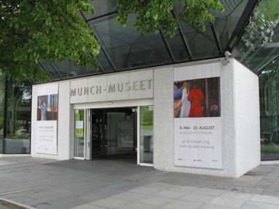 L'été au Musée Munch