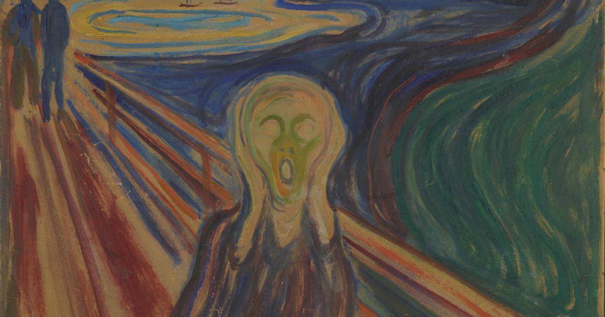Le CRI de Munch est de retour à Oslo
