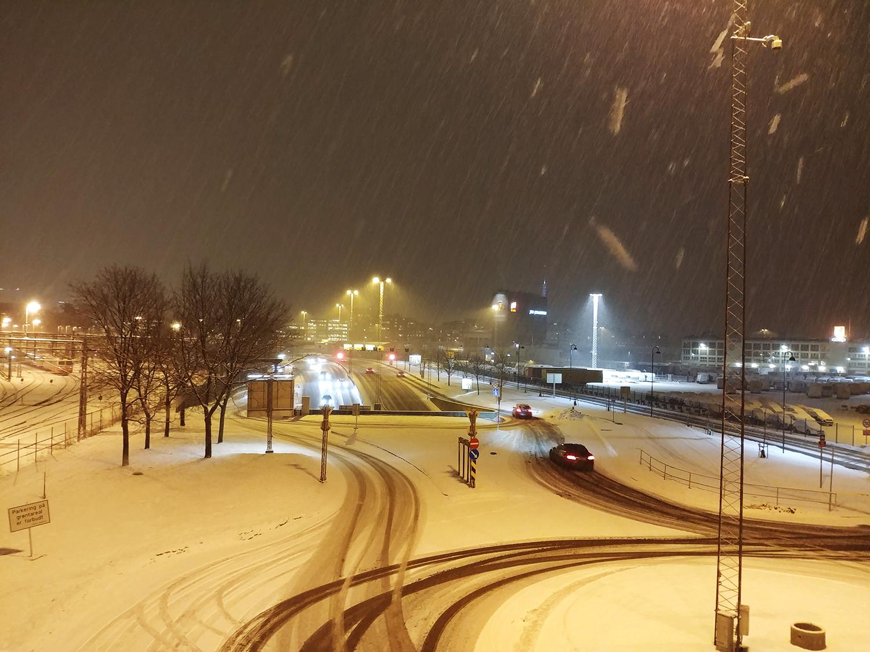 Météo en Norvège : neige, ouragan et avalanches !