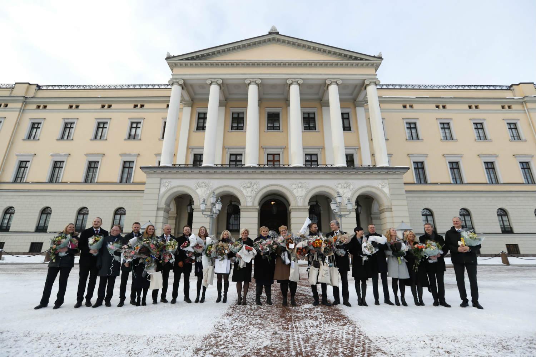 Un nouveau gouvernement pour la Norvège