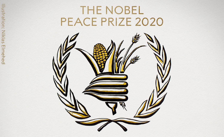 Prix Nobel de la Paix 2020 : Programme Alimentaire Mondial