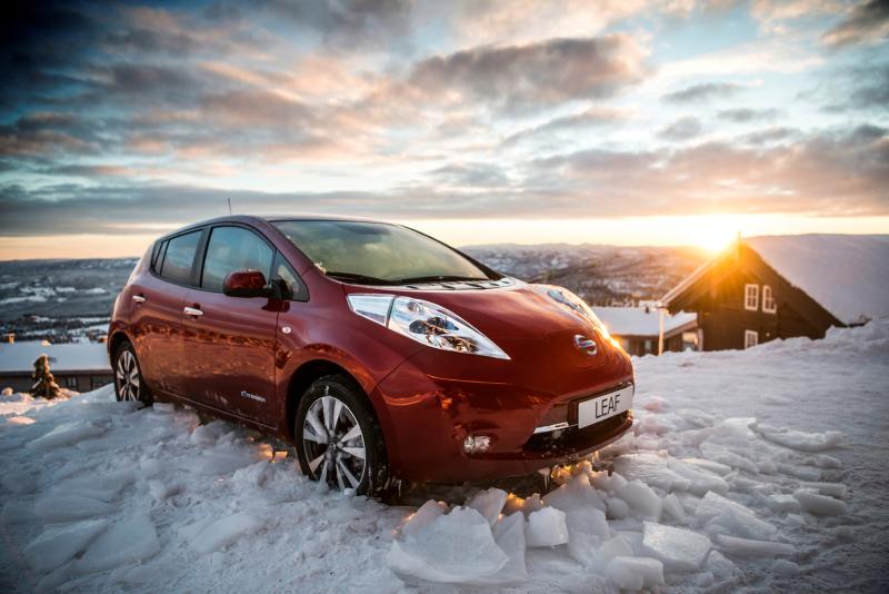 La Norvège vise le tout électrique en 2025 pour ses véhicules