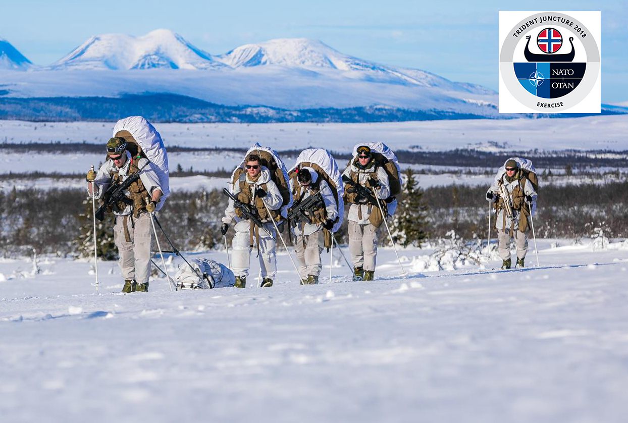 La Norvège accueille les plus grandes manœuvres de l'Otan depuis la guerre froide